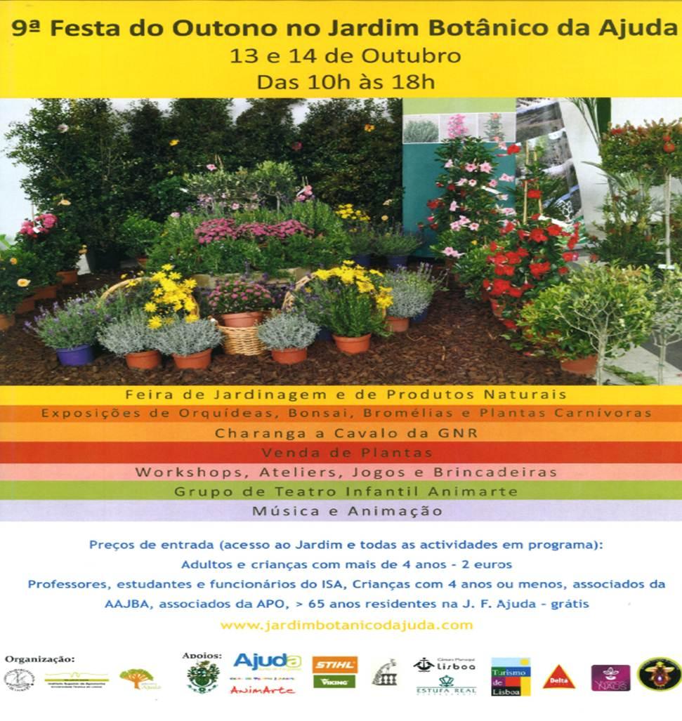 festa jardim botanico:Instituto Superior de Agronomia